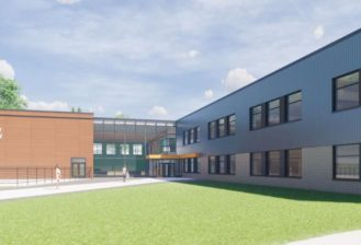 west willow elementary rendering