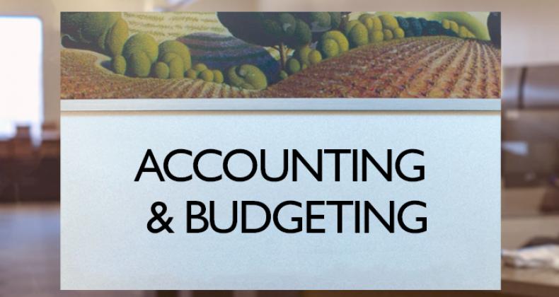 AccountingBudgeting