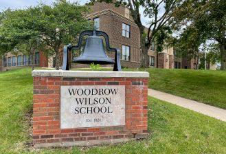 exterior of wilson middle school