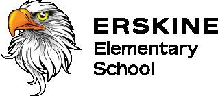 School logo erskine elementary