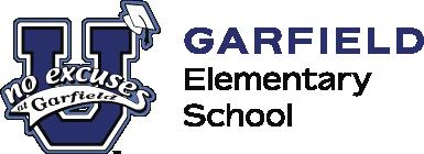 School logo garfield elementary