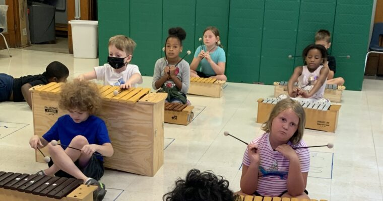 learning in music