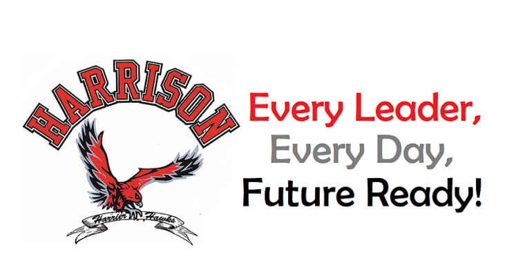 Harrison Elementary every leader, every day, future ready!