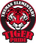 School logo truman elementary