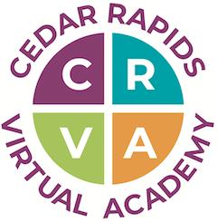 cedar rapids virtual academy logo