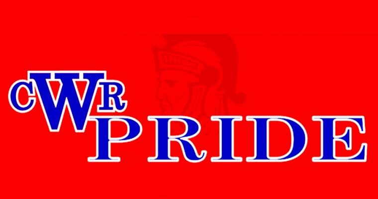 CWR Pride graphic