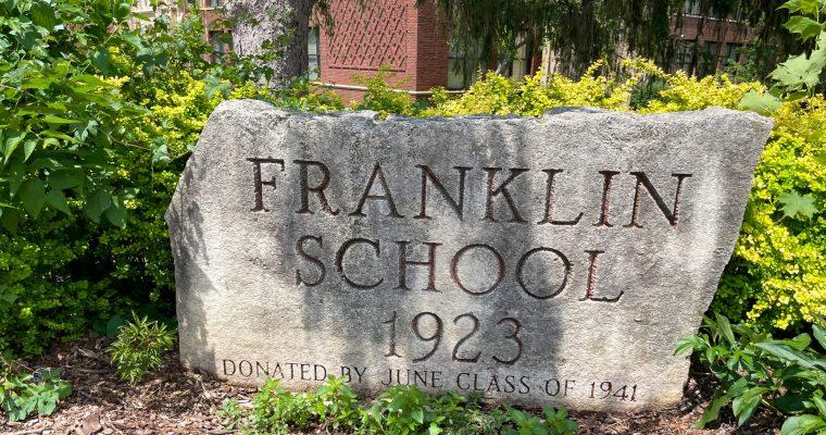 Franklin Sign