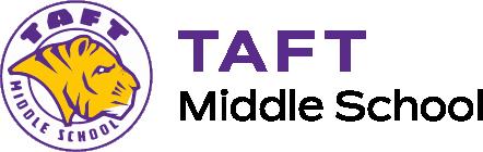 School logo taft middle school